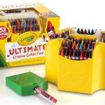 Amazon: Crayola Ultimate Crayon Case, 152-Crayons Only $8.99!