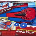 Marvel The Amazing Spider-Man 2 Motorized Spider Force Web Blaster $7.17 (Reg. 21.99!)