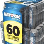 *HOT* 60 Rayovac Alkaline Batteries (30 AA and 30 AAA) Only $9.98 Shipped!