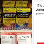 Target: Airborne Products Only $4.19 + FREE Luden's Drops (Thru 11/14)