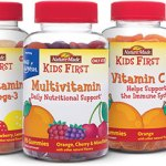 Target: Nature Made Kids First Vitamins Only $1.49