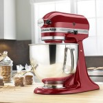 *HOT* KitchenAid Artisan 5-qt. Stand Mixer (MULTIPLE COLORS) Only $157.49 (Reg. $449.99) Shipped!