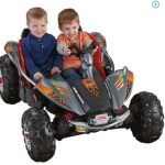 Amazon: Fisher-Price Power Wheels Dune Racer 12-Volt Battery-Powered Ride-On $199 (Reg. $279.99) + FREE shipping!