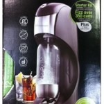 Sodastream Dynamo LX Home Soda Maker Deluxe Mega Pack ONLY $65.56 + FREE Shipping (Reg. $149.99!)