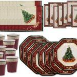 Amazon: Beautiful Christmas Tree Party Pack (40 Pc) Only $6.95 (Reg. $29.95)