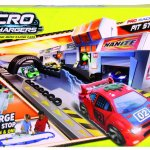 Amazon: Micro Chargers Pro Racing Pit Stop Track Only $13.14 (Reg. $37.99)