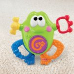 Amazon: Fisher-Price Go Baby Go! Silly Sounds Frog Only $5.53 (Reg. $11.99)
