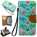Amazon: iPhone 6 Owl Flip Cover Case Only $3.99