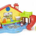 Fisher-Price Little People Musical Preschool ONLY $23.10 (Reg. $39.99)!