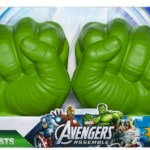 Marvel Avengers Assemble Hulk Gamma Green Smash Fists ONLY $10 (Reg. $22)!