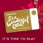 *HOT* Starbucks Instant Win Game = FREE Drinks, Food, Coffee and More + 10 Win FREE Starbucks for LIFE!