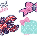 FREE Tiny Tulip Stickers