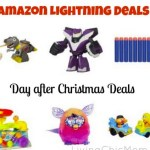 Amazon Lightning Deals DAY AFTER CHRISTMAS SALE List = AMAZING Toy and Gift Deals 12/26