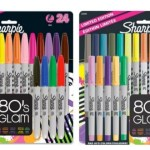 Sharpie Permanent Marker, 24-Pack Assorted Colors ONLY $10 (Reg. $28.99)!