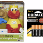 Target & Walmart: Let's Imagine Elmo Toy & Batteries Only $13.99