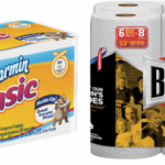 Staples: Awesome Deals on Charmin Toilet Paper Double Rolls & Brawny Big Roll Paper Towels