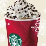 *HOT* Starbucks: HALF off ANY Size Peppermint Mocha!