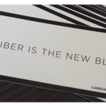 FREE Carbon Fiber is the New Black Sticker
