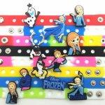 Amazon: 19pcs NEW Frozen Shoe Charms & Wristband Bracelets Only $14.99 Shipped