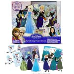 Amazon: Disney Frozen Sparkling Paper Dolls Only $9.73 (Reg. $12.99)