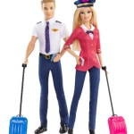 Amazon: Barbie Careers Barbie and Ken Doll Giftset (2-Pack) ONLY $13.35 (Reg. $34.99)!