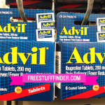 *HOT* FREE Advil at Dollar Tree!