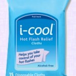FREE i-cool Hot Flash Relief Cloths