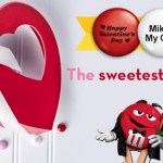 *HOT* 15% Off My M&M's Valentine's Day Personalized M&M's! (PERFECT GIFTS) + 7% Cash Back