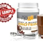 FREE NoGii Whey & Quinoa Protein Powder Sample!