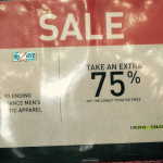 Dick's Sporting Goods: Up to 75% Off Clearance = AWESOME Prices on The North Face, Under Armour & More