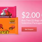 Rite Aid: Hershey's Valentine Chocolates Only $0.25