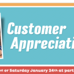 Dairy Queen: Half Priced Treats from Customer Appreciation Day (1/21 or 1/24)