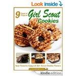 FREE 9 Types of Copycat Girl Scout Cookies eBook