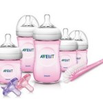 Amazon: Philips AVENT Natural Infant Starter Set in Pink OR Blue ONLY $27 (Reg. $54.99)!