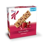 Target: Kellogg's Special K Snack Bars Only $0.62