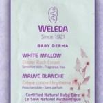 FREE Weleda White Mallow Diaper Rash Cream Sample