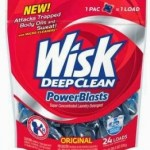 Wisk Deep Clean Detergent Pacs Only $1.99 At CVS (Beginning 2/22)!