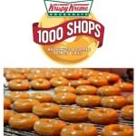 Krispy Kreme: FREE Original Glazed Donut!
