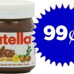 *HOT* Nutella Spread ONLY $0.99 (REG. $4+)
