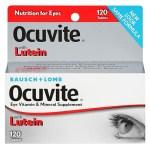 Walgreens: Ocuvite Eye Vitamin & Mineral Supplement Only $2.99 (Thru 2/14)