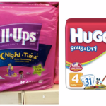 CVS: Huggies Jumbo Pack Pull-Ups Only $3.49 & Diapers Only $4.99 (Through February 28th!)