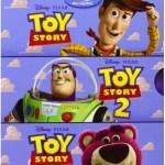 Toy Story 1-3 Box Set (Blu-ray) ONLY $27.10 (Reg. $60.99)!
