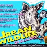 Free Urban Wildlife/Bear Safety Stickers