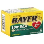 Walgreens: Bayer Low Dose Aspirin Only $0.24 (Thru 3/21)
