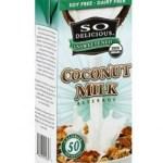 FREE So Delicious Coconut Milk at Walmart