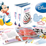 FREE Disney Cakes & Sweets Welcome Package – (Mickey Mouse Cookie Cutter, 2 Winnie the Pooh Cupcake Stencils)
