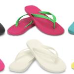 Crocs: Men and Women's Chawaii Flip Flops Only $9.99 (Reg. $19.99)