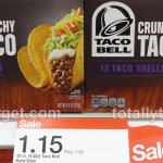 Target: Taco Bell Shells ONLY $0.40 and Taco Sauce ONLY $0.32!