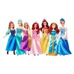 Target: Disney Princess 7 Pack Dolls Gift Set Only $39.99 (Reg. $79.99)