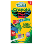 CVS: GUM Crayola Oral Health Care Products As Low As $1.50 (Thru 4/4)
